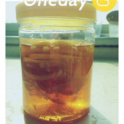 蜜渍柠檬(∩ᵒ̴̶̷̤⌔ᵒ̴̶̷̤∩)的做法 步骤3