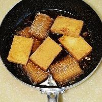 [带鱼炖豆腐]---本山大叔的拿手菜的做法图解9