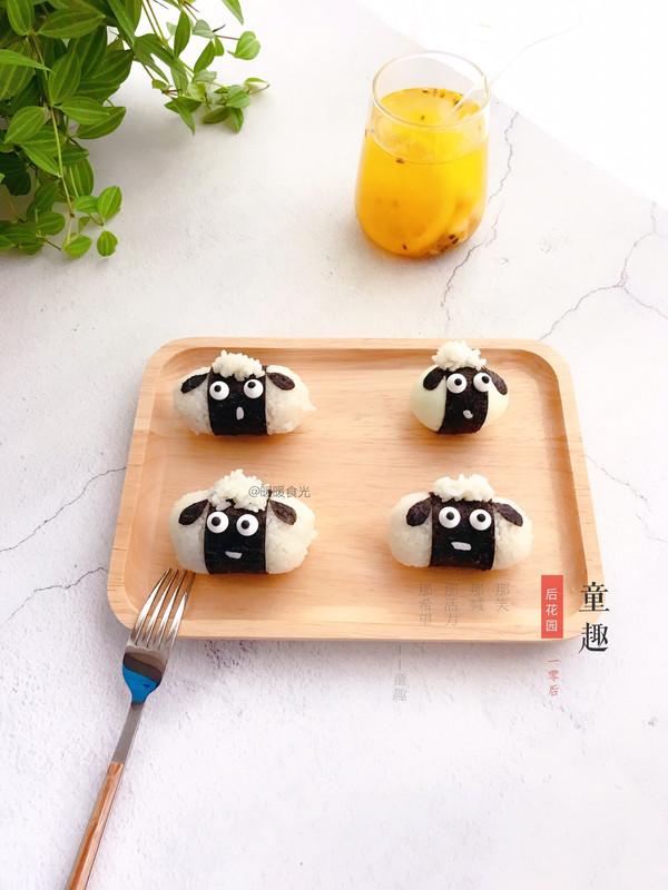 羊羊锄奸大作战——羊羊肉松饭团