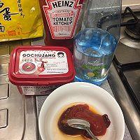 泡菜火锅的做法图解2