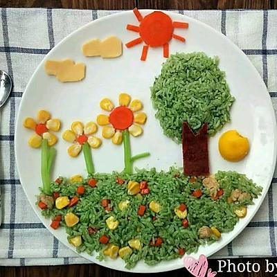 春暖花开宝宝餐