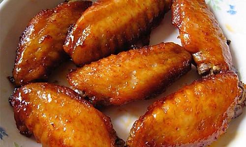 DIY简单美味烤鸡翅的做法