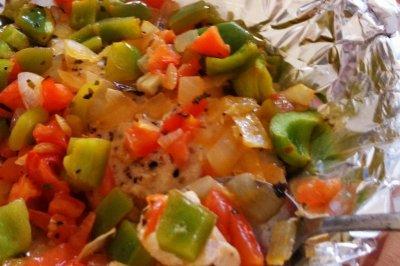 墨西哥风味海鱼