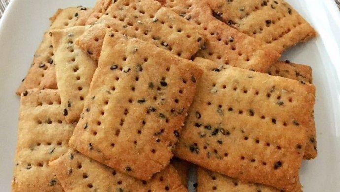 为家人打造健康小零食——全麦消化饼干