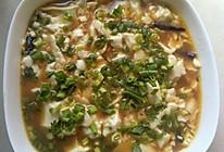 葱花豆腐的做法