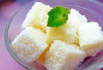 简单方便好吃的椰丝牛奶小方(消耗牛奶,淡奶油)的做法