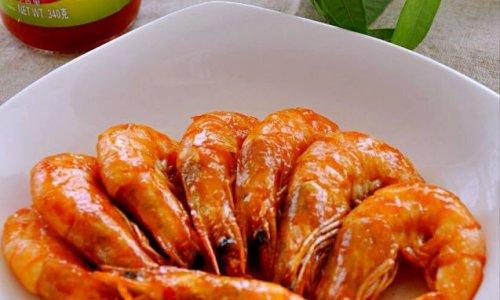 泰式甜辣虾的做法