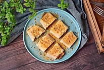 香甜糯米卷的做法