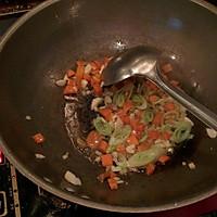 虾仁清炒小白菜的做法图解3