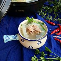 冬瓜肉棒骨汤#每道菜都是一台时光机#