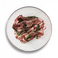 吃完这道法式烤羊排,再减肉吧!的做法图解3