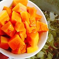 港式美人甜品--木瓜银耳百合羹的做法图解10