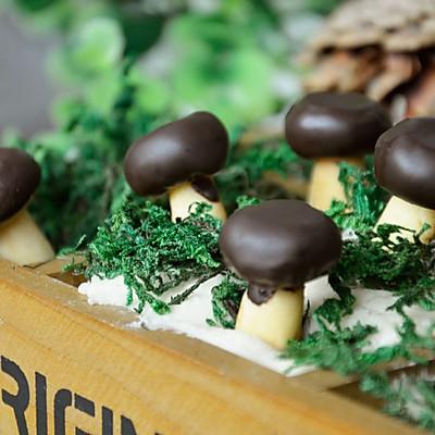 【蘑菇力饼干】——6.1儿童节
