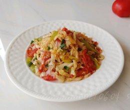 酸辣茄椒洋白菜的做法