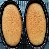 无油酸奶蛋糕  8寸(2个椭圆模 内附6寸配方)的做法图解10