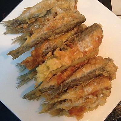 炸长条鱼的做法 炸长条鱼怎么做好吃 炸长条鱼 家常做法大全 豆果美食
