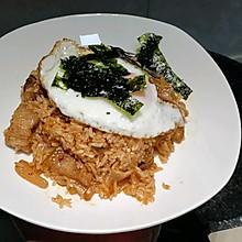 #餐桌上的春日限定#韩剧中的泡菜炒饭