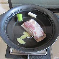 香干回锅肉的做法图解2