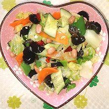 家常简易凉拌菜,清淡健康营养