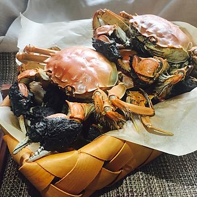 金秋姜汁-特别好吃的v姜汁美味佐菜谱河蟹的做一周香油美味结合素荤营养晚餐图片