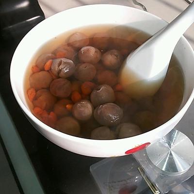 桂圆枸杞汤