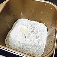 #东菱云智能面包机试用#零失败配方咸方包的做法图解3