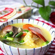 蔬菜奶油浓汤#好侍西趣●奶炖浓情#