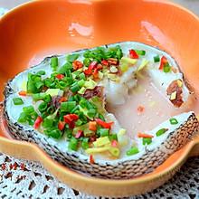 【梅汁蒸鳕鱼】——开胃生津的蒸菜
