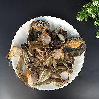 【香辣螃蟹】~鲜香辣的做法图解2