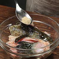 秘制酸菜鱼的做法图解11