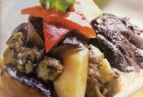 香菇烧淡菜的做法