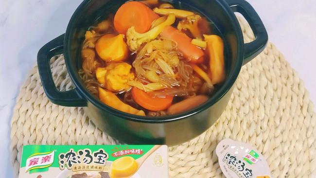 懒人减脂寿喜锅的做法