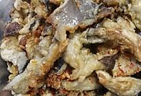 炸蘑菇的做法
