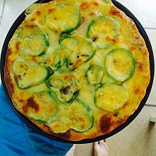 传统意式披萨(附意式披萨酱做法)