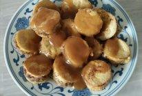 烧汁肉盒杏鲍菇的做法