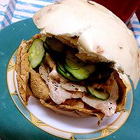 低碘飲食:好食慾酸黃瓜饅堡(簡單到不行的快手早餐