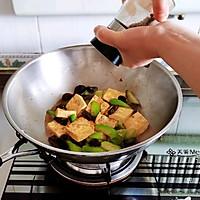 #味达美名厨福气汁,新春添口福#丝瓜脆皮豆腐的做法图解10