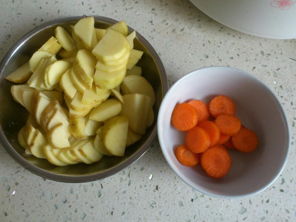 芝士土豆泥的做法步骤
