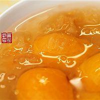 【曼步厨房】枇杷银耳糖水的做法图解9