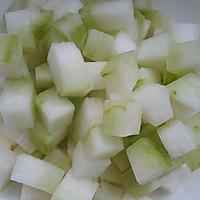 减肥利器—素烧冬瓜的做法图解2