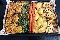 烤箱版-烧烤的做法的做法