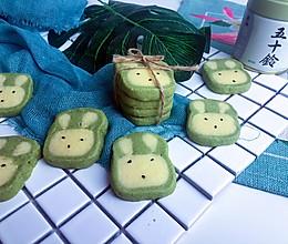 曲奇兔子饼干的做法