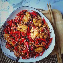 辣子干煸鸡翅 | 下饭菜的首选