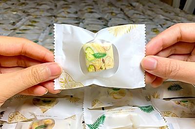 雪花酥—冬日温暖香甜零食