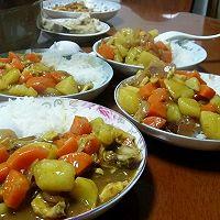 简单美味#日式咖喱饭
