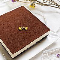 免烤蛋糕--黑白巧克力慕斯
