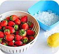 草莓果酱的做法图解1