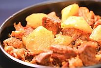萝卜牛腩煲-迷迭香的做法