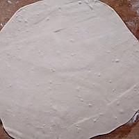 葱油饼的做法图解4