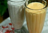 香蕉奶昔,木瓜奶昔的做法